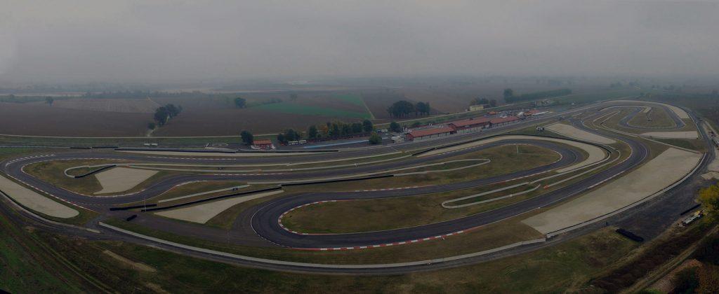 Circuito Tazio Nuvolari Cervesina - Pavia